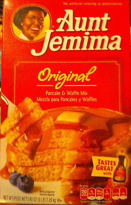 Aunt Jemima Original 5lb Pancake and Waffle Mix 2.26 kg FREE DELIVERY