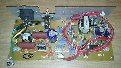 Korg M1 Power Supply Board Perfect Working Parts Repair For Vintage Synth