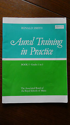 ABRSM.  Aural Training in Practice.  Book 1.