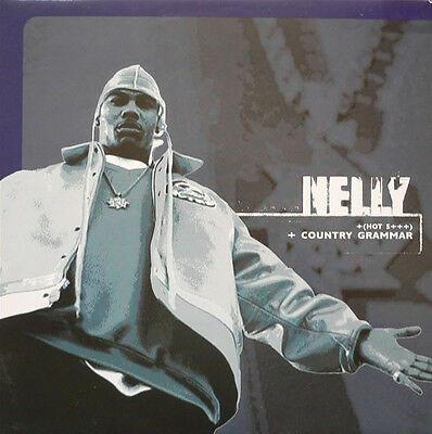 "Nelly ‎– Country Grammar 12"" Vinyl Record R&B Hip Hop"