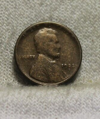 1923S lincoln penny