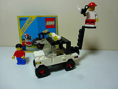 LEGO Classic Town TV Camera Crew (6659) with original instructions