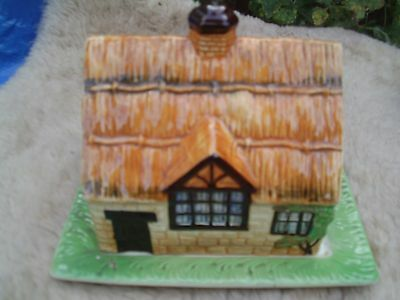 Vintage Beswick Cottage Ware Cheese Dish
