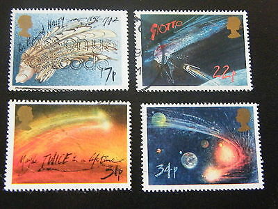 1986 - Haleys Comet- used set