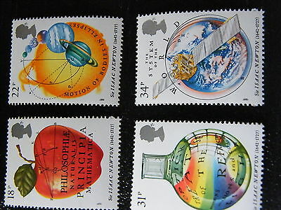 1987 - Sir Issac Newton - used set