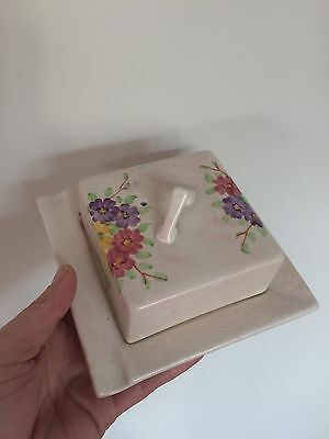 Lovely early Radford Cheese or Butter dish