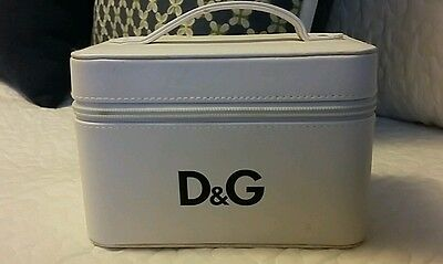 D&G fragranes cosmetic case