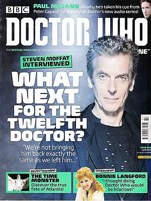 Doctor Who Monthly Issue No.484 Marvel UK April 2015