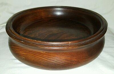Lovely Solid Wood Fruit Bowl