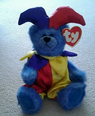Ty beanie babies bear with  movable arms and legs