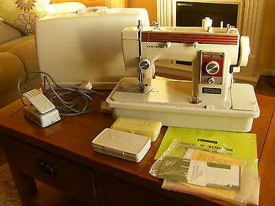 Janome New Home 580 Electric Sewing Machine (Own Courier)