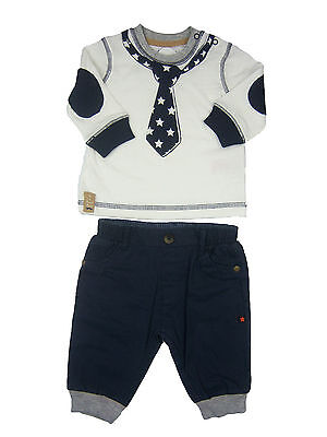 Baby Boy Clothing Outfit Top and Chino Set Smart New