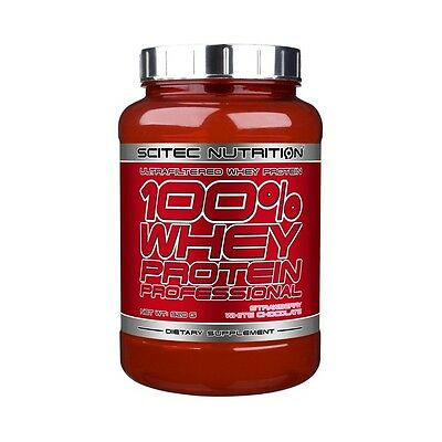 100% WHEY PROTEIN PROFESSIONAL - Scitec Nutrition CHOCOLAT 920g