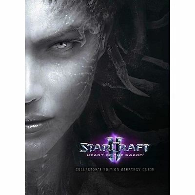 Guide Starcraft Ii : Heart Of The Swarm   PC  NEUF  /102