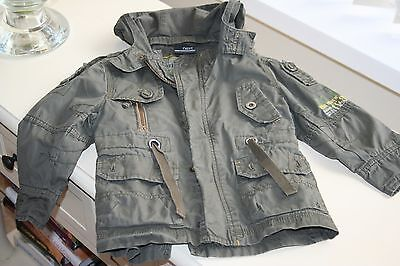 BOYS AGE 12 to 18 MONTHS NEXT PARKA/HOODED JACKET