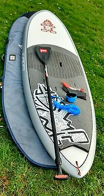 "Starboard Element 9'8"" SUP - Stand-up Paddle Board with windsurf option"