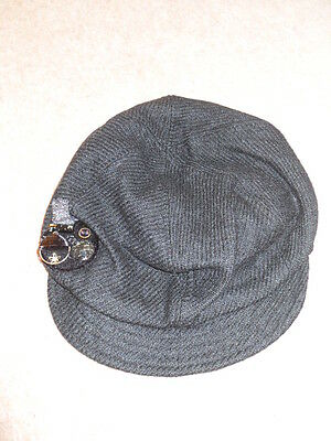 Ladies Black Hat from Marks and Spencer.