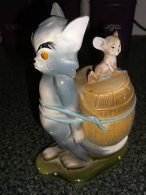 tom and Jerry Moneybox 1970's