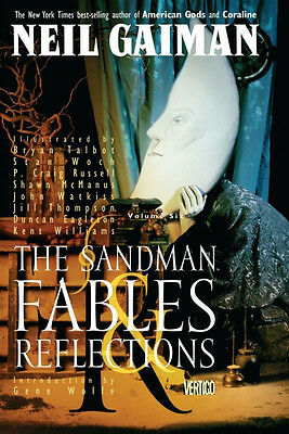 The Sandman: Fables and Reflections: Paperback 1993 by Neil Gaiman,