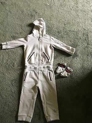 Gucci Toddler Tracksuit With Matching Socks