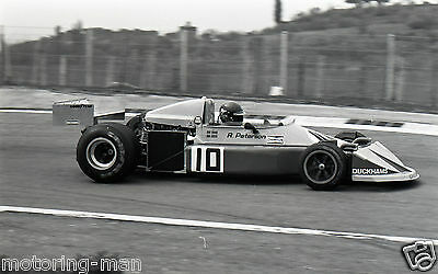 Ronnie Peterson Early March Formula 1 Photograph Foto