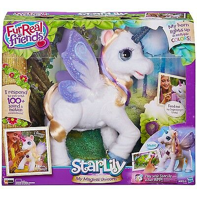 Fur Real Friends Starlily Unicorn