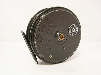 "Vintage JW Young 3 ½"" Condex Fly Fishing Reel"