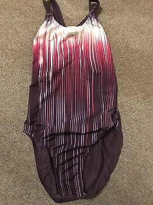 Ladies Speedo Swimsuit/ Costume Size 8