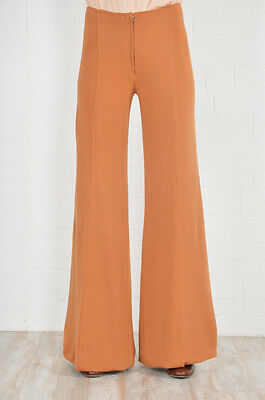 UNARGO 1970S Bell Bottom Trousers. Size S