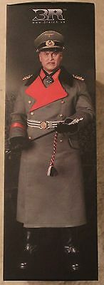 did action figure ww11 german wilhelm 1/6 12'' boxed dragon cyber hot toy