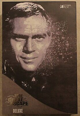 dragon action figure american ww11 steve mcqueen 1/6 12'' box did cyber hot toy