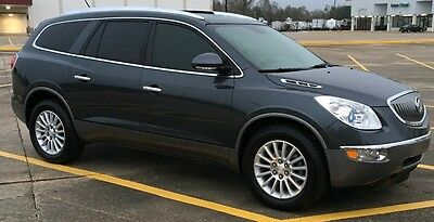 2012 Buick Enclave  2012 BUICK ENCLAVE 7PASSENGER LEATHER HEATED SEATS REAR CAMERA 65K