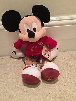 New Disney mickey mouse collectable Teddy Toy