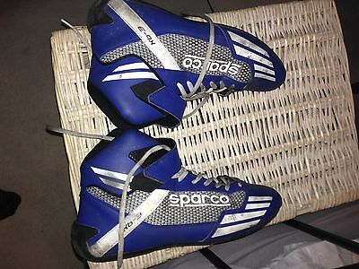 sparco race boots