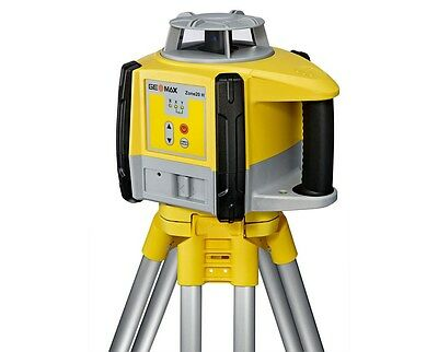 GeoMax Zone20H Self Leveling Laser With ZRP105 Pro Receiver 6010636