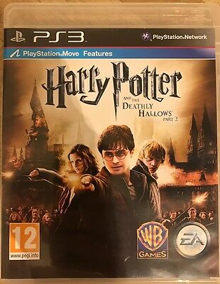 Harry Potter and The Deathly Hallows - Part 2 (Sony PlayStation 3, 2011)