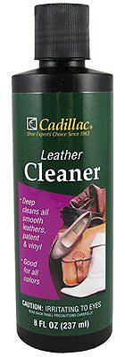 Cadillac Leather Cleaner 8 Oz.