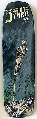Shipyard Skates Deck Dock Worker Shaped 8.8 x 32.5