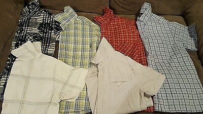 Bundle boys summer clothes age 5-6 years