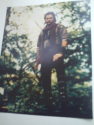 Kevin Costner Genuine Signed 10X8 Photograph
