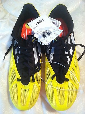 Adidas Sprint Star IV Track Shoes Men's Size 9.5