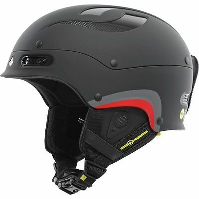 Sweet Protection Casque Trooper MIPS, Dirt Black, S/M, 840012