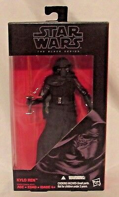 "Star Wars The Black Series Kylo Ren #03, 6"" Inch Action Figure"