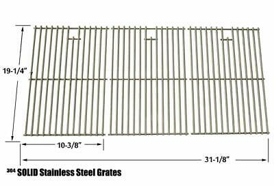 Stainless Steel Cooking Grid for NexGrill 720-0025, 720-0677, Brinkmann 810-8501