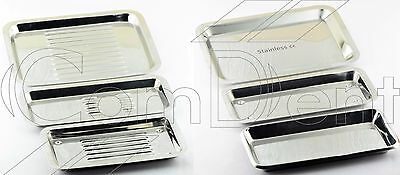 ComDent Dental Surgical Instruments Scaler Tray Lab Dentist Tools Autoclavable