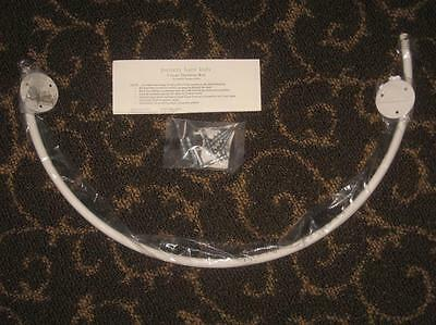 Pottery Barn Child's Bed Wall Canopy Hardware - New