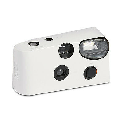 10 Solid White Plain Disposable Wedding Table Camera Cameras Lot Q17281