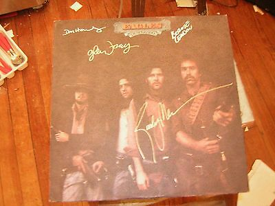 - The Eagles Signed Lp Desperado Glenn Frey Don Henley