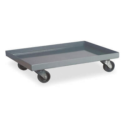 GRAINGER APPROVED Cabinet Dolly,1000 lb., AC803618M26, Gray