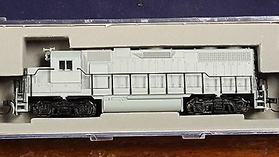 Atlas #49801 Undecorated Gp-38 Db - Decoder Ready - New Old Stock